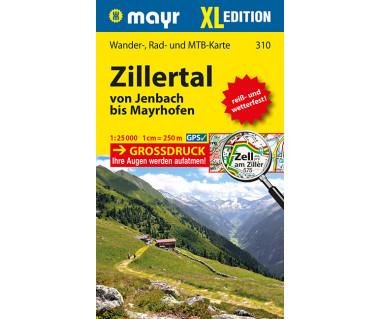 WM 310 Zillertal XL - Von Jenbach bis Mayrhofen