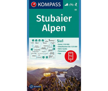 K 83 Stubaier Alpen