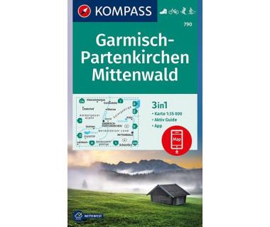 K 790 Garmisch-Partenkirchen, Mittenwald