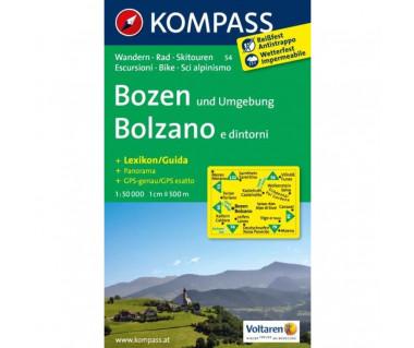 K 54 Bozen/Bolzano