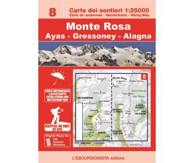 Monte Rosa. Ayas - Gressoney - Algana (8)