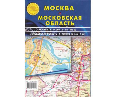 Moskwa i Obwód Moskiewski