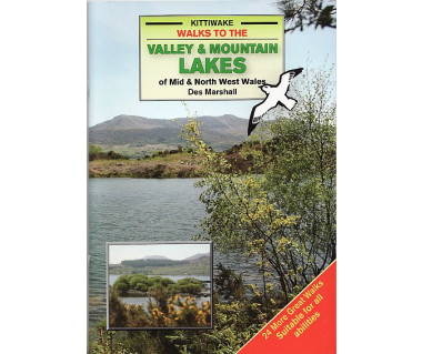 Valley and Mountain Lakes of Mid & N West Wales