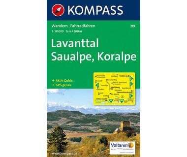 K 219 Lavanttal, Saualpe, Koralpe