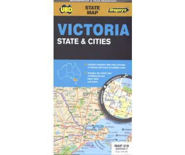 Victoria State & Cities