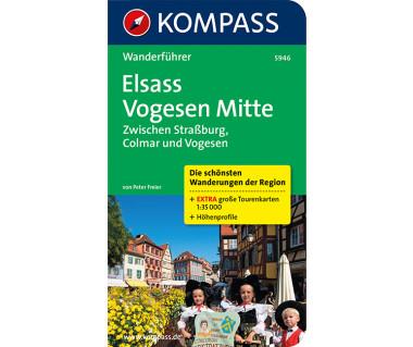 WF 5946 Elsass, Vogesen Mitte, Zwischen Straßburg, Colmar und Vogesen