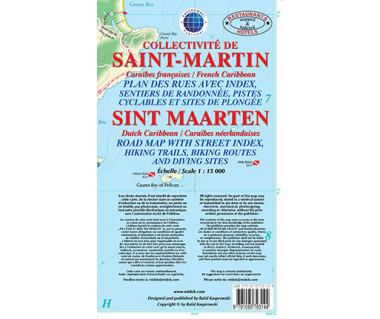 Saint-Martin (French Caribbean), Sint Maarten (Dutch Caribbean)