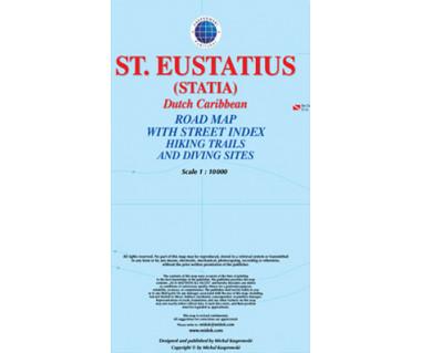 St. Eustatius (Statia) Dutch Caribbean