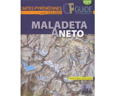 Maladeto Aneta (przewodnik + mapa)