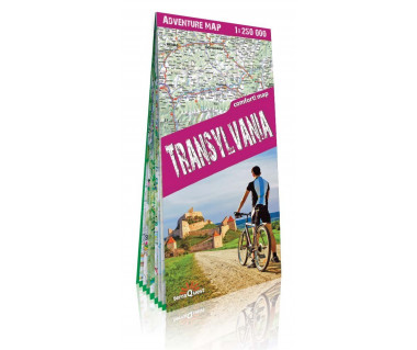 Transylvania adventure map