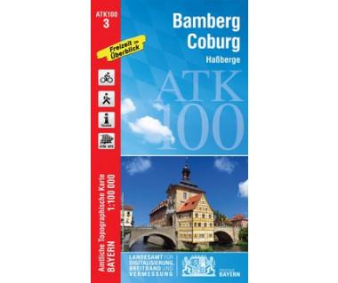 ATK100-3 Bamberg - Coburg
