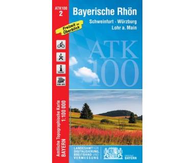 ATK100-2 Bayerische Rhön