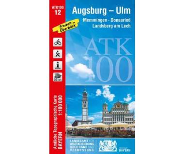 ATK100-12 Augsburg - Ulm