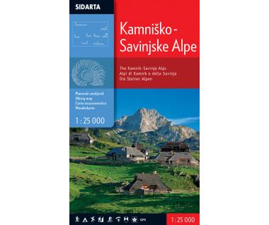Kamnisko-Savinjske Alpe