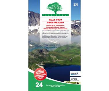 24 Alta Valle Orco - Gran Paradiso