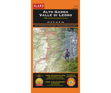 114 Alto Garda - Valle di Ledro