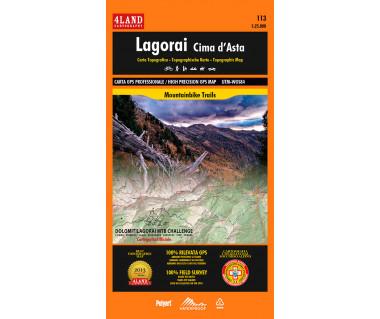 113 Lagorai - Cima d'Asta
