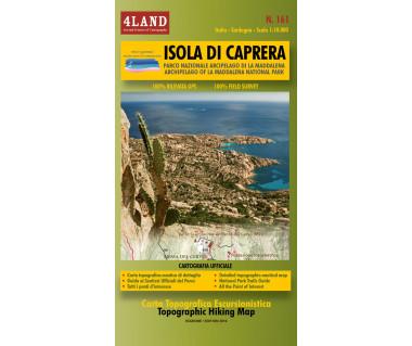 161 Isola di Caprera - Parco Nazionale Arcipelago di La Maddalena