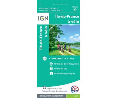 VELO2 Ile-de-France by bike