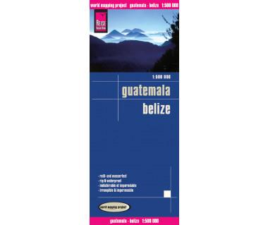 Guatemala, Belize