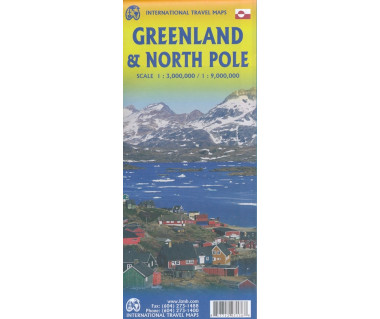 Greenland & North Pole