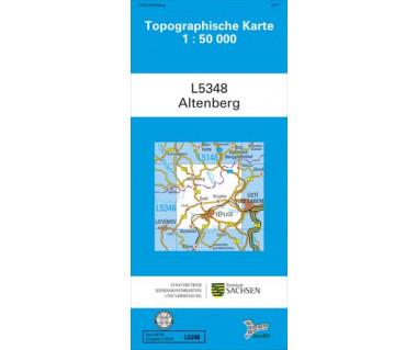L5348 Altenberg 1:50.000
