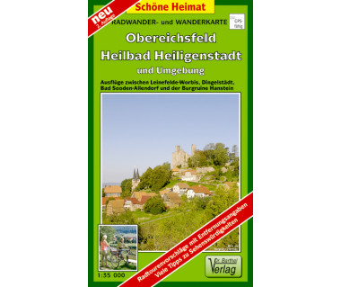 Obereichsfeld, Heilbad Heiligenstadt undUmgebung