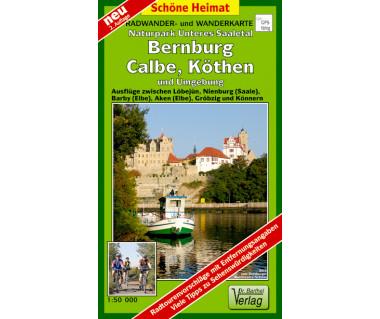 Naturpark Unteres Saaletal, Bernburg, Calbe, Köthen undUmgebung