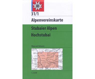 Stubaier Alpen Hochstubai (31/1)
