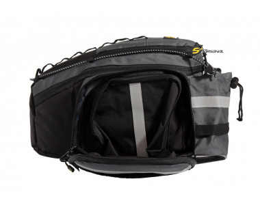 Sakwa na bagażnik SNC 560 20l k:szary