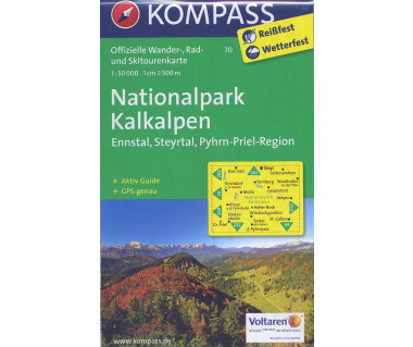 K 70 Nationalpark Kalkalpen