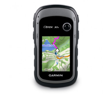 Odbiornik GPS eTREX 30x TopoActive Western Europe