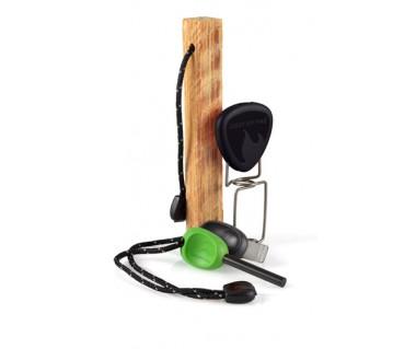 Zestaw FireLighting k:zielony/czarny