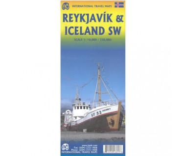 Reykjavik & Iceland SW