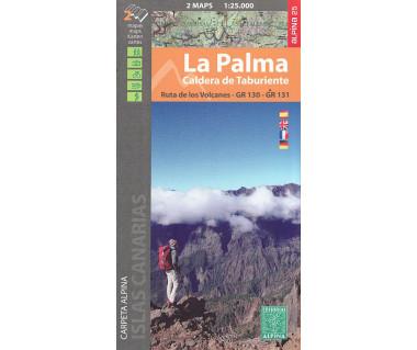 La Palma - Caldera Taburiente