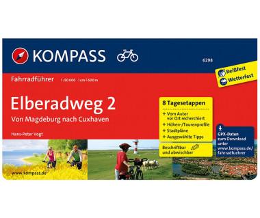 K 6298 Elberadweg von Magdeburg nach Cuxhaven