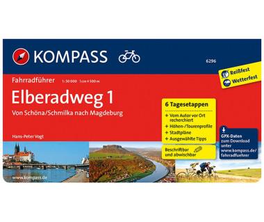 K 6296 Elberadweg von Schona/Schmilka nach Magdeburg