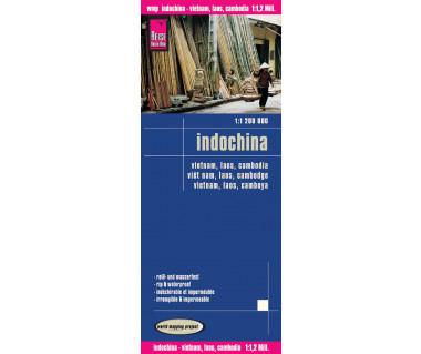 Indochina (Vietnam, Laos, Cambodia)