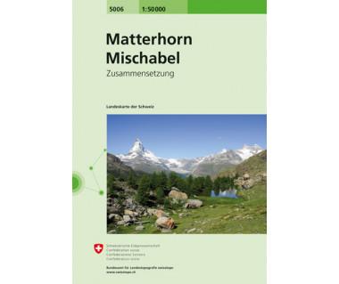 BAL 5006 Matterhorn Mischabel