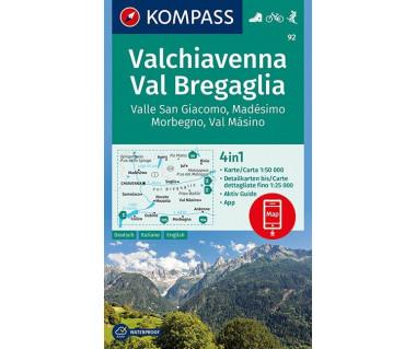 K 92 Valchiavenna, Val Bregaglia