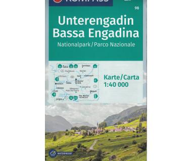 K 98 Unterengadin/Bassa Engadina