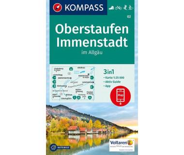 K 02 Oberstaufen, Immenstadt im Allgau