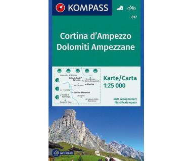 K 617 Cortina d'Ampezzo, Dolomiti Ampezzane
