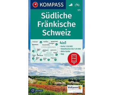 K 171 Sudliche Frankische Schweiz