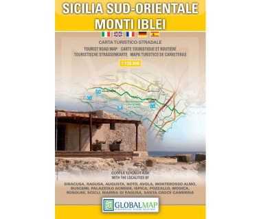 Sicilia Sud-Orientale, Monti Iblei