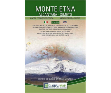 Monte Etna. Alcantara - Simeto