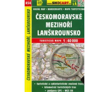 CT40 454 Ceskomoravske Mezihori, Lanskrounsko