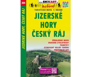 CT100 203 Jizerske Hory, Cesky Raj