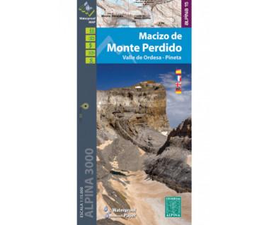 Macizo de Monte Perdido. Valle de Ordesa. Pineta. Waterproof