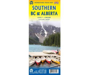 Southern BC & Alberta